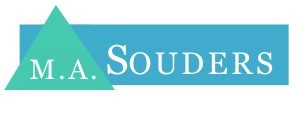 M.A. Souders Logo